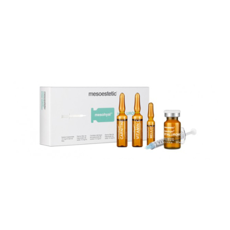 Mesohyal ampoules